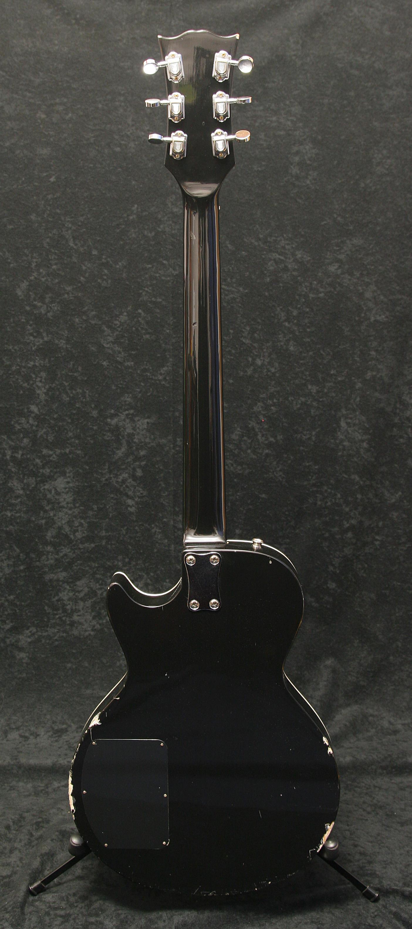 Ural Tonika EGS-650 - back - reforgedguitars.com