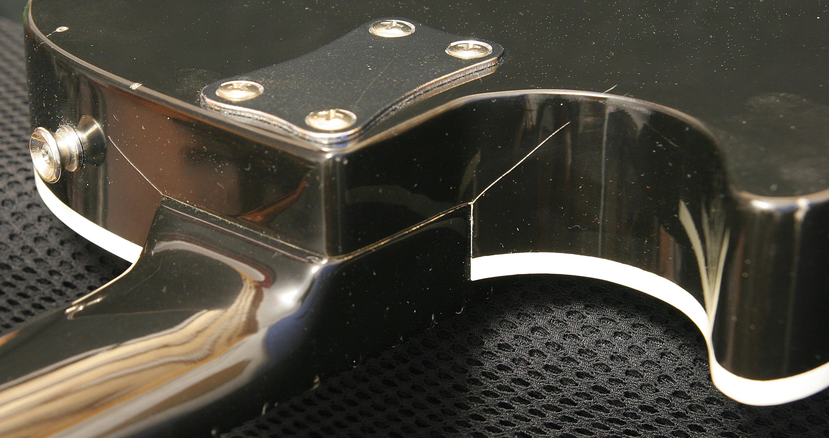 Ural Tonika EGS-650 - neck plate - reforgedguitars.com