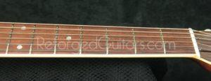 Aria 9230 fretboard