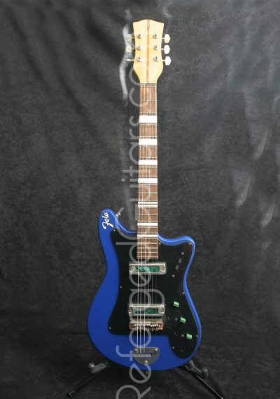 Defil Jola Blue body front