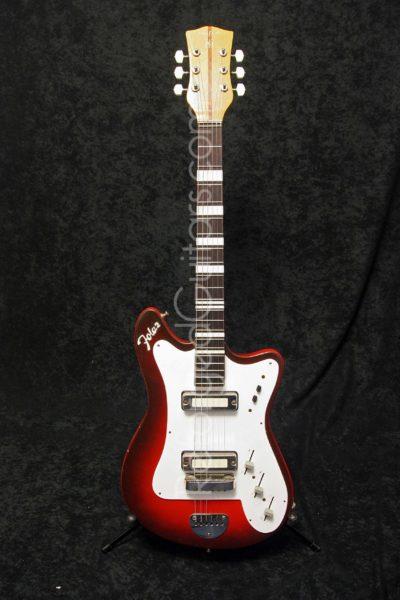 Defil Jola 2 Red / White body front