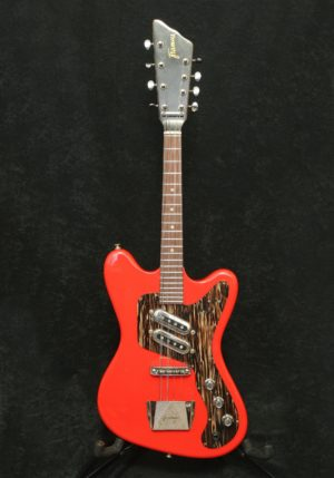 Framus Electric Mandolin body front