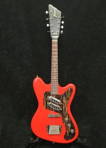 Framus Electric Mandolin body front