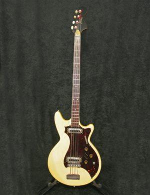 Framus Strato Star Bass 5/156 body front