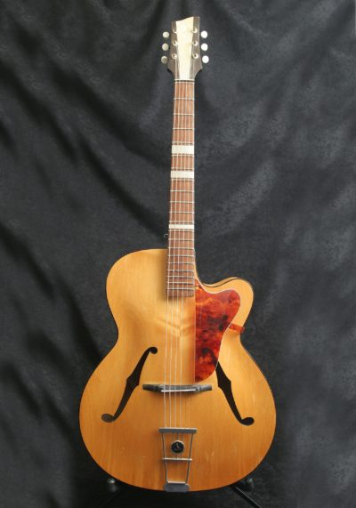 Hopf Archtop front