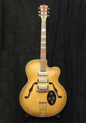 Rodebald Hoyer Thinline body front