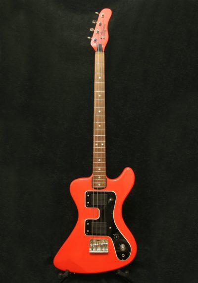 Jolana Disco Bass body front