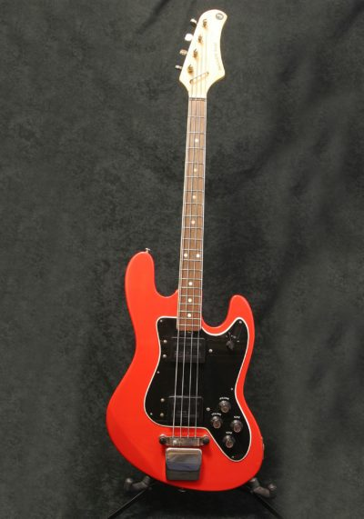 Jolana Galaxis Bass body front
