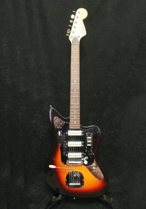 Klira Star Club 233 3 pickups body front