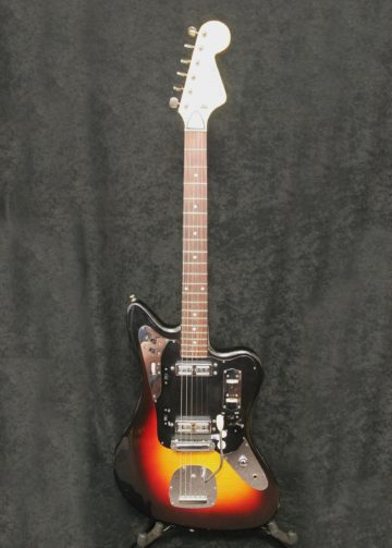 Klira Star Club 233 2 pickups body front
