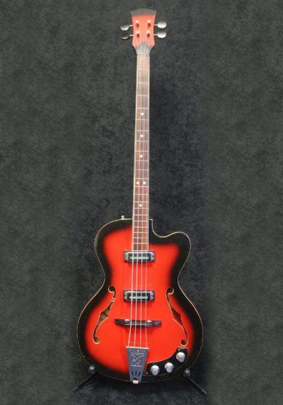 Lviv Bass body front