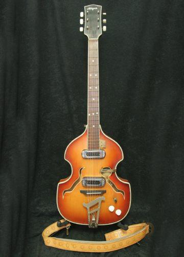 Migma Violin body front