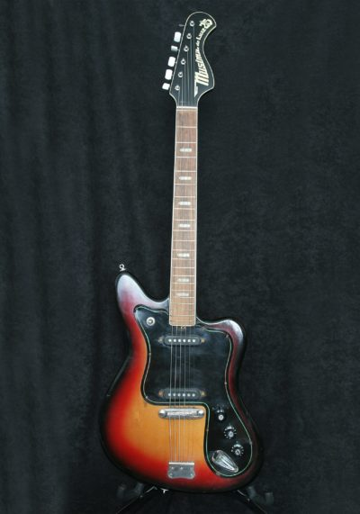 Musima Deluxe 25 body front
