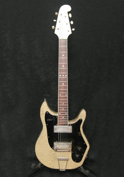 Herrnsdorf Electric Guitar body front