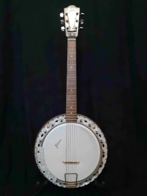 Framus Texan Banjo front